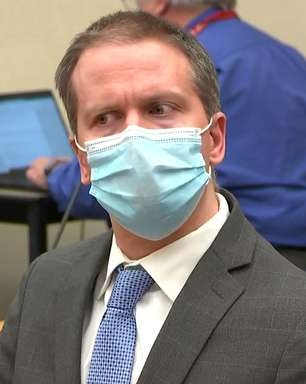 Júri declara Derek Chauvin culpado pela morte de Floyd