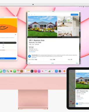 Os lançamentos da Apple hoje: iMac colorido, novo iPad Pro, AirTag e mais