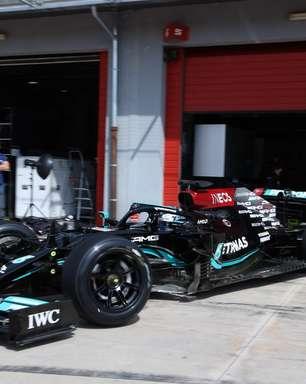Bottas completa testes de dois dias dos pneus de 18 polegadas da F1 2022