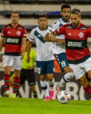Incansável aos 36 anos, Diego tem atuação para se consolidar como o 'motorzinho' do Flamengo