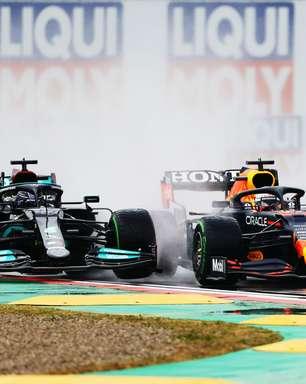 Red Bull descarta deixar desenvolvimento e focar em 2022 se seguir colada na Mercedes