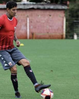 Victor Ramos destaca bom momento no Botafogo-SP e foca em sequência positiva da equipe na temporada