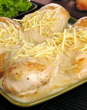 Quatro receitas deliciosas com peito de frango para diversificar no almoço