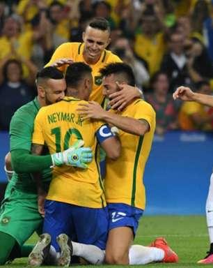 Confira os grupos da Seleção Brasileira masculina e feminina de futebol nos Jogos Olímpicos de Tóquio