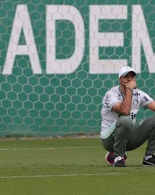 Abel quer respaldo para ser 'levado a sério' e Palmeiras vê relação interna controlada