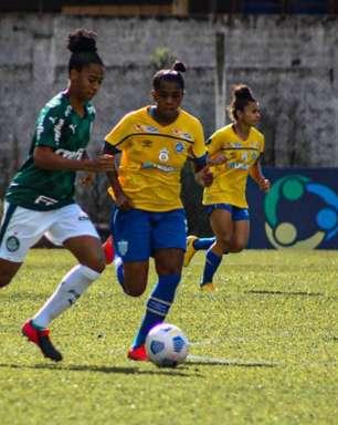 Fora de casa, Palmeiras Feminino sai com vitória contra Avaí/Kindermann
