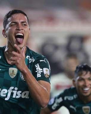 Renan se torna terceiro mais jovem a fazer gol pelo Palmeiras na Libertadores