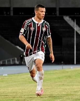 Calegari admite ansiedade em estreia na Libertadores e garante foco em 'realizar sonhos' no Fluminense antes da Europa