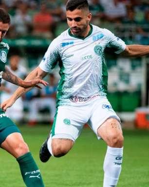 Guarani x Palmeiras: onde assistir ao duelo pelo Paulistão, arbitragem e escalações