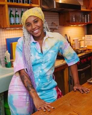 Chef e empresária, Kia Damon dedica-se a alimentar comunidades negras e LGBTQ+