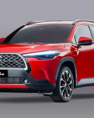 Toyota Corolla Cross híbrido 2022 é uma boa compra? Conheça as versões do SUV