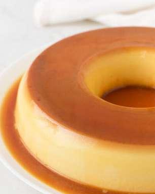 Pudim de Leite Condensado: Receita Deliciosa com Calda de Caramelo