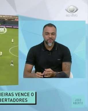 Denílson sobre expulsão de Empereur na vitória do Palmeiras: 'Foi juvenil'