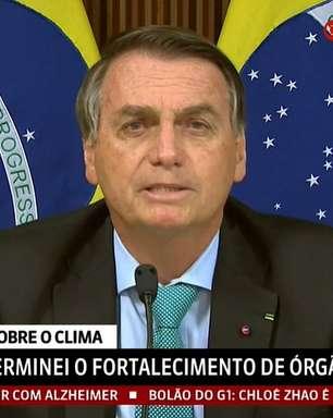 Os bastidores da transmissão do discurso de Bolsonaro