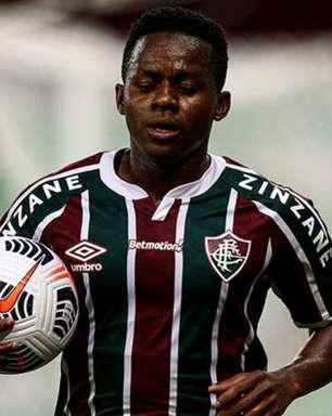 Imprensa argentina exalta Cazares e repercute lance polêmico contra o Fluminense diante do River Plate