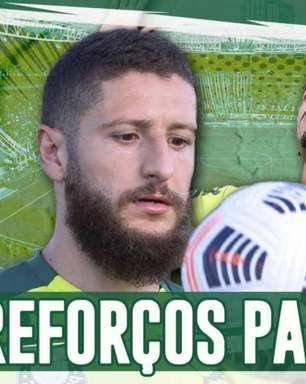 Boletim: Abel recebe dois reforços no meio de campo do Palmeiras