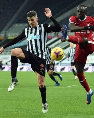 Liverpool x Newcastle: onde assistir e prováveis escalações