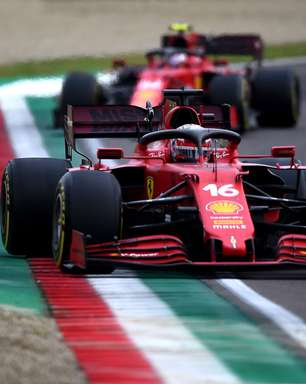 Ferrari dá passo à frente e tem nos pilotos força para alcançar top-3 da Fórmula 1