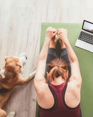 Cursos online facilitam a execução dos exercícios físicos