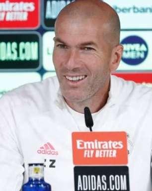 Ameaças de expulsão da Liga dos Campeões do presidente da Uefa não abalam Zidane