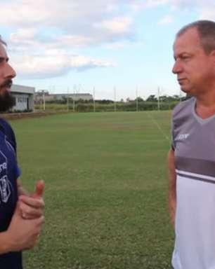 Após 43 dias de treinos, Cartolouco é relacionado pelo Resende e pode estrear contra o Vasco