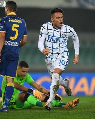 Inter de Milão x Verona: onde assistir e prováveis escalações