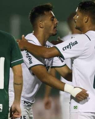 Palmeiras consegue virada no 2º tempo e vence o Guarani