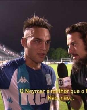 Como repórter, Cartolouco chegou a causar paralisação em jogo do Vasco na Libertadores há três anos