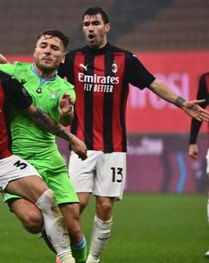 Lazio x Milan: onde assistir e prováveis escalações