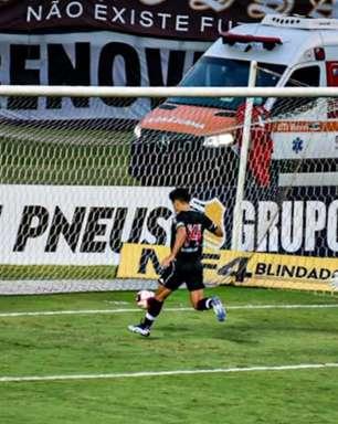 Vasco tenta abrir novos caminhos para que Germán Cano estenda sua lista de gols pela equipe