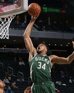 Bucks atropela Sixers e aproxima-se do topo do Leste