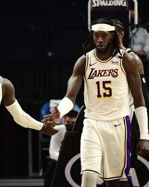 Jogadores do Lakers indicam problemas dentro de quadra