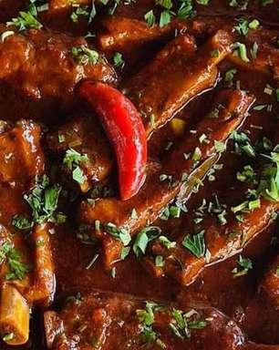 Confira receita de costelinha ao barbecue fácil de fazer