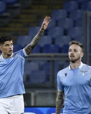 Em confronto direto no Italiano, Lazio vence o Milan e acirra briga por vaga na próxima Champions League