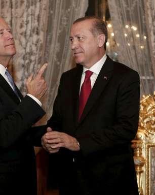 Erdogan pede que Biden reveja fala sobre genocídio armênio