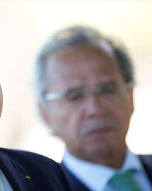 Em meio à crise, Bolsonaro se reúne com Guedes