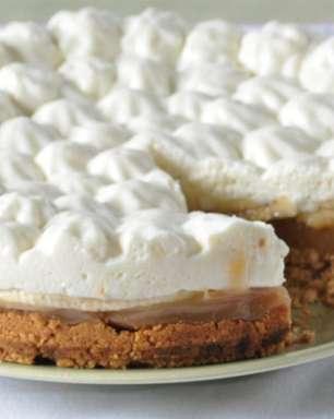 Receita prática e fácil de fazer de Banoffee, uma tradicional torta inglesa