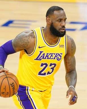 Los Angeles Lakers já está ameaçado de ir para a repescagem
