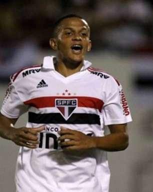 Cruzeiro acerta com o atacante Paulinho, ex-São Paulo, até o fim da temporada 2022