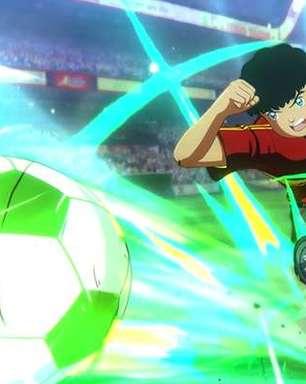 Captain Tsubasa recebe 3º conjunto de novos personagens