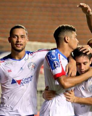 Bahia chega a 6ª goleada na temporada 2021