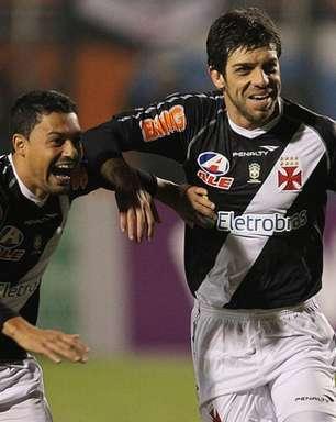 O retorno do Rei: volta de Juninho ao Vasco completa dez anos