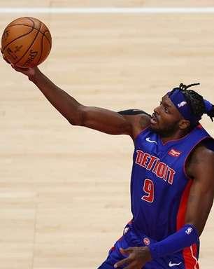"""Jerami Grant: """"Estou feliz por ter assinado com o Pistons"""""""