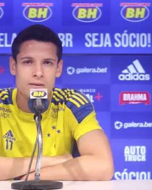 """CRUZEIRO: Matheus Barbosa vê evolução da equipe após primeiro confronto contra o América-MG na primeira fase do Mineiro: """"Estamos mais preparados"""""""