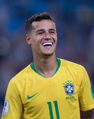 5 motivos que favorecem a ida de Philippe Coutinho ao Everton