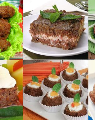11 receitas de quibe para provar o melhor do prato árabe