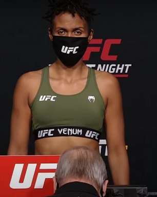 Luana falha na balança, mas duelo com Poliana segue no UFC Vegas 25
