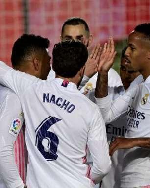 Eder Militão e Casemiro marcam, e Real Madrid vence o Osasuna no Espanhol com brilho brasileiro