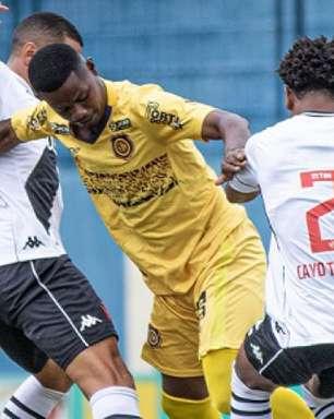 Com reservas, Vasco perde para o Madureira e sai atrás na semifinal da Taça Rio