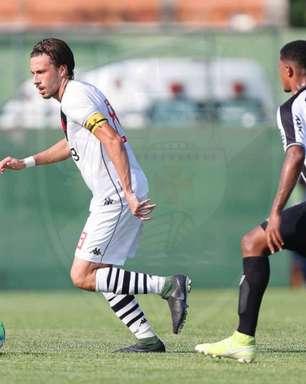 Após derrota do Vasco na Taça Rio, Caio Lopes mostra confiança para o jogo da volta: 'A gente vai reverter'